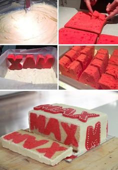 Making D Pictures Out Of D Shapes Cakes Hidden Cakes